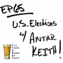 Artwork for EP 65 - US Elections with Antar Keith