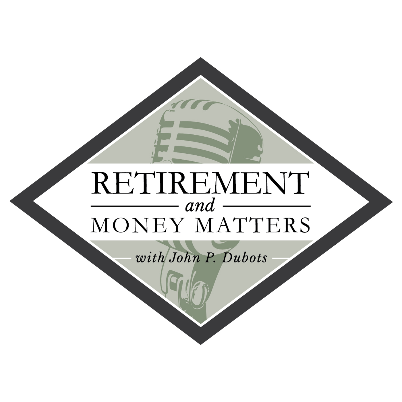 Retirement and Money Matters show art