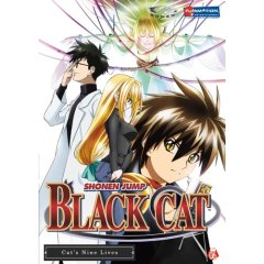 Black Cat Volume 6 DVD Review: Cat's Nine Lives