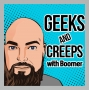 Artwork for Geeks and Creeps Episode 12