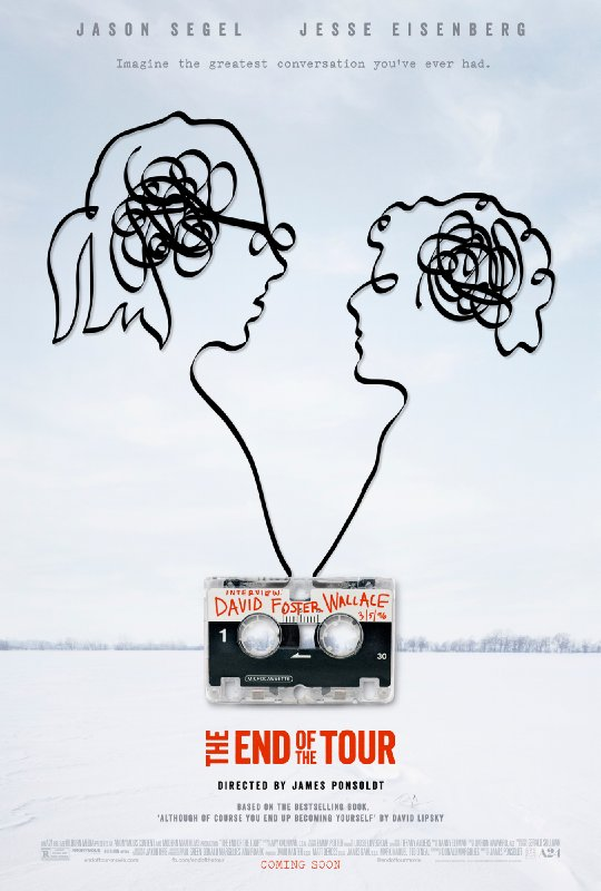 Ep. 171 - The End of the Tour (Almost Famous vs. Crazy Heart)