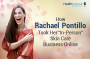"""Artwork for 103 - How Rachael Pontillo Took Her """"In-Person"""" Skin Care Business Online"""