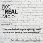 Artwork for episode #19: the real deal with cycle syncing, seed cycling and getting your period back