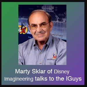 Disney Innovation Maven Marty Sklar Talks to The Innovise Guys