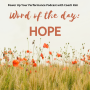 Artwork for 86. Word of the Day: Hope