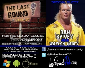TLR #20 Dan Spivey WWE - WCW