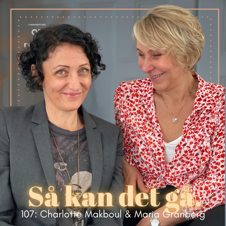 107.Charlotte Makboul & Maria Granberg - Anknytning kopplat till attraktion