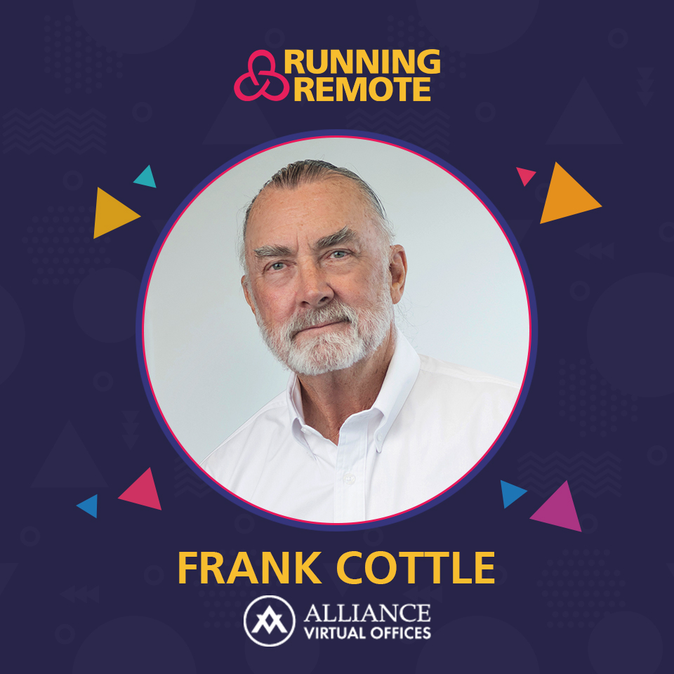 Frank Cottle, Founder of Alliance Virtual Offices