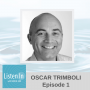 Artwork for Oscar Trimboli on Listening in Organizations and to Customers