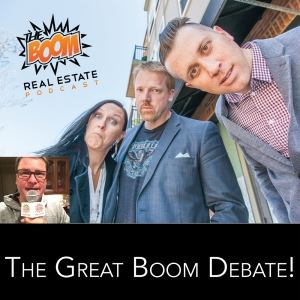 Episode 045 - The Great BOOM Debate!
