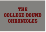 The College-Bound Chronicles 106: The College Admissions Essay