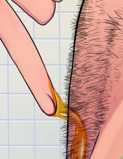 132 - Waxing the Shaft