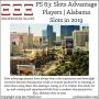 Artwork for PS 63: Slots Advantage Players | Alabama Slots in 2019
