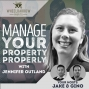 Artwork for WBP - Manage Your Property Properly with Jennifer Outland