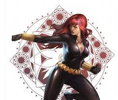 Heroes and Villains 71: Black Widow