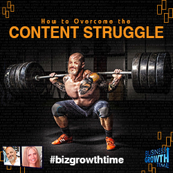 49 - How to Overcome Content Struggle