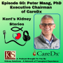 Artwork for Episode 60: Peter Maag, PhD Executive Chairman of CareDx
