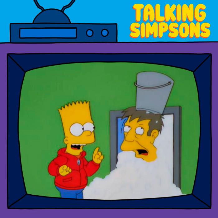 Talking Simpsons - Skinner's Sense of Snow With Eric Syzska