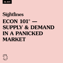 SL-019 Econ 101° — Supply and Demand in a Panicked Market