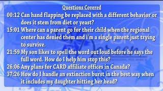 Ask Dr. Doreen - April 10th, 2013