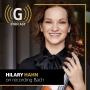 Artwork for Hilary Hahn on recording Bach