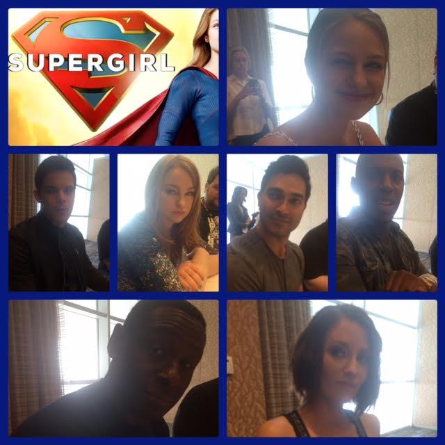 Episode 706 - SDCC: Supergirl w/ Melissa Benoist/Chyler Leigh/David Harewood/Mehcad Brooks/Jeremy Jordan/Tyler Hoechlin/Producer Sarah Schecter!