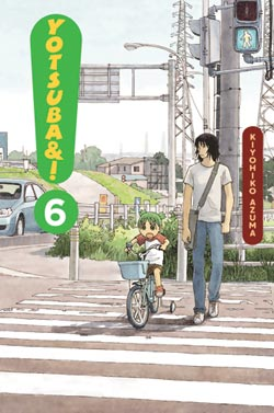 Podcast Episode 193: Yotsuba Volume 6