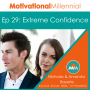 Artwork for 29: Extreme Confidence with Nicholas and Amanda Bayerle