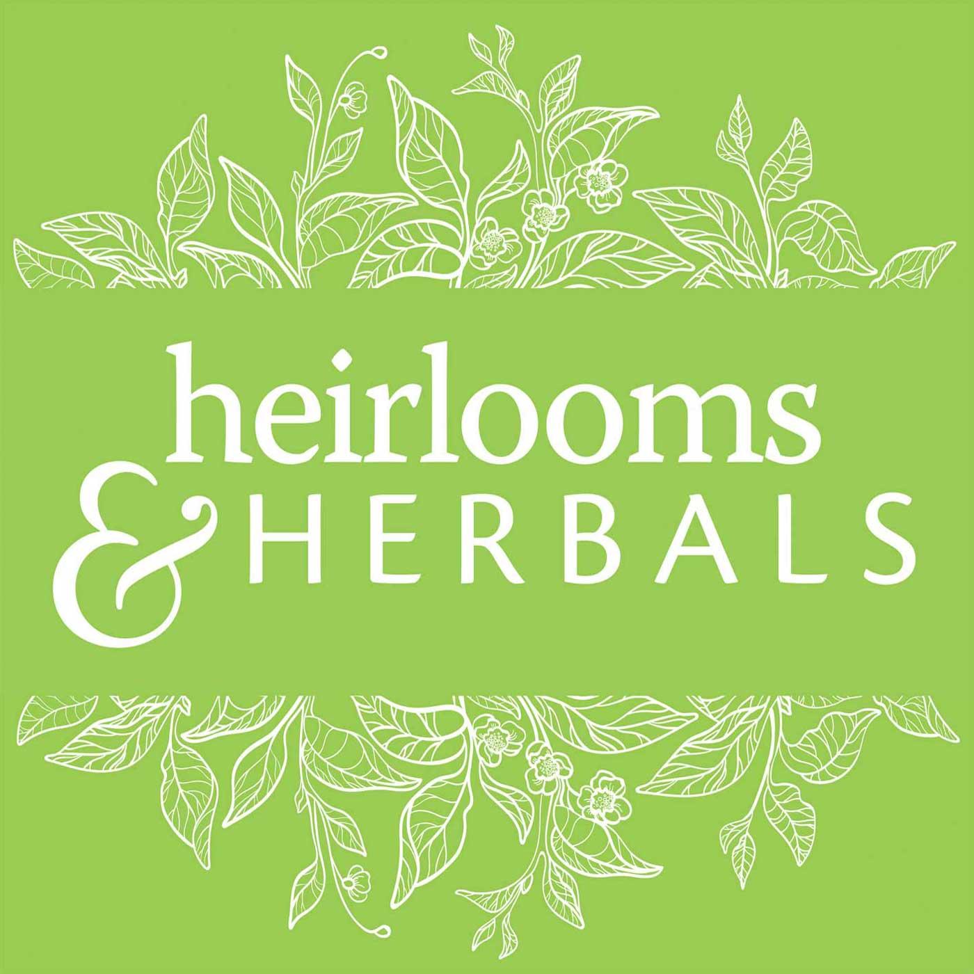 Heirlooms and Herbals show art