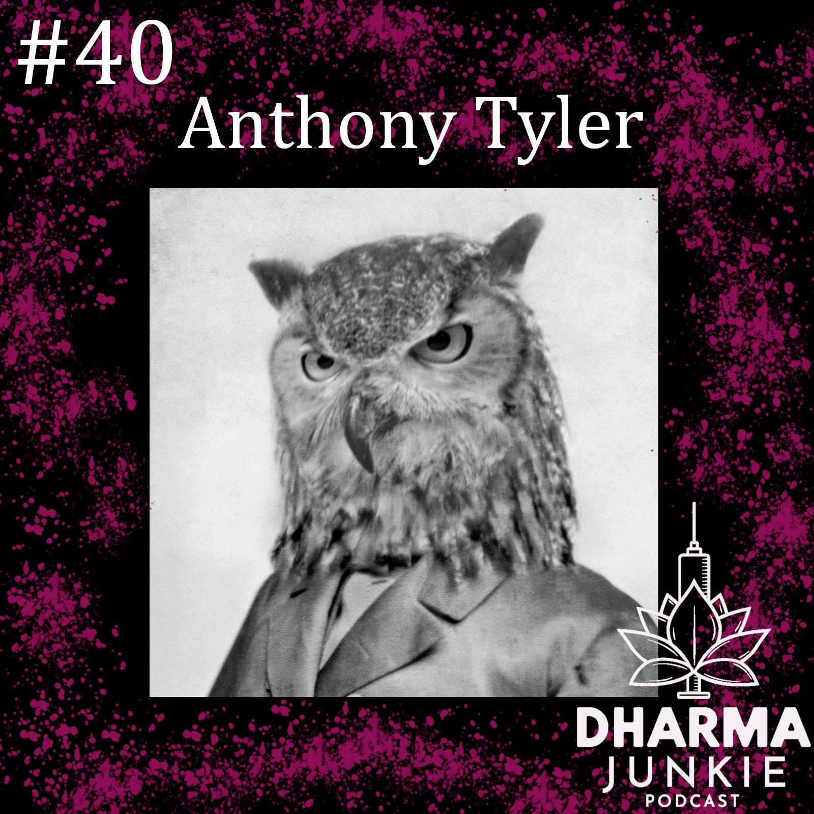 Hunt Manual and Hunting the Owlman with Anthony Tyler show art