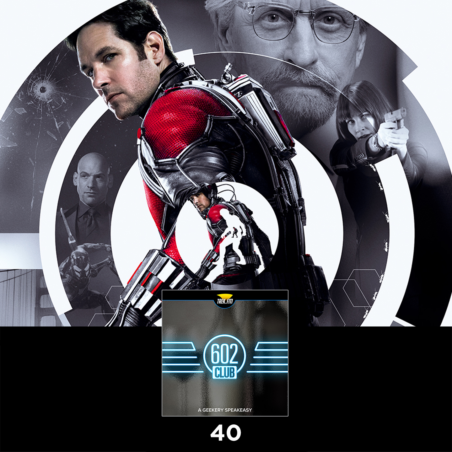 40: Iron Man's Little Brother