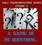 Artwork for Transformations: A Game of 20 Questions