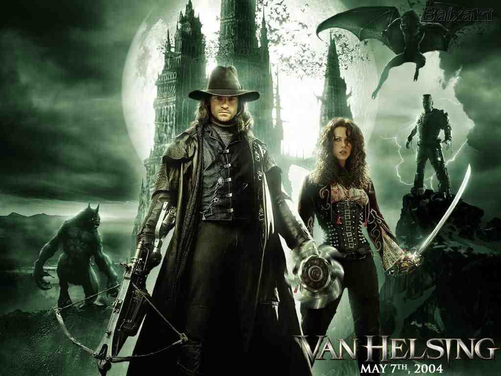 QCTC EP4 - Van Helsing