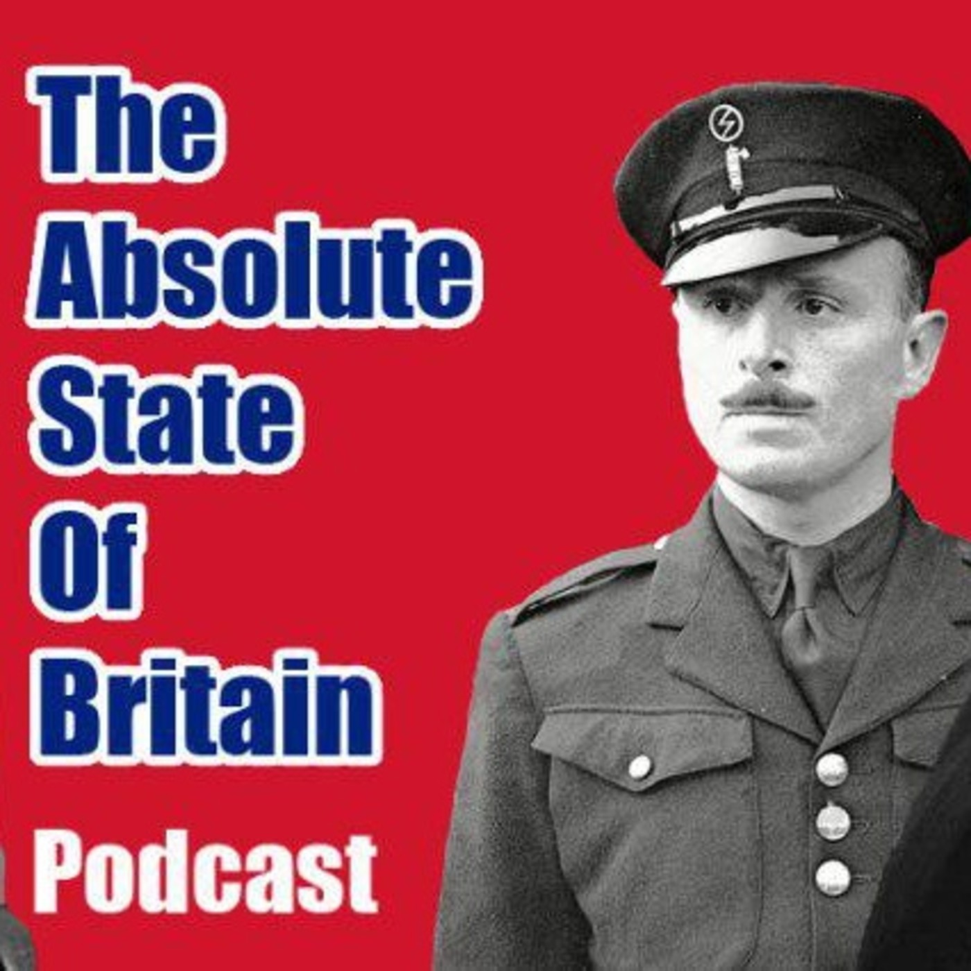 Artwork for The Absolute State of Britain #14: Shalomy Robinson