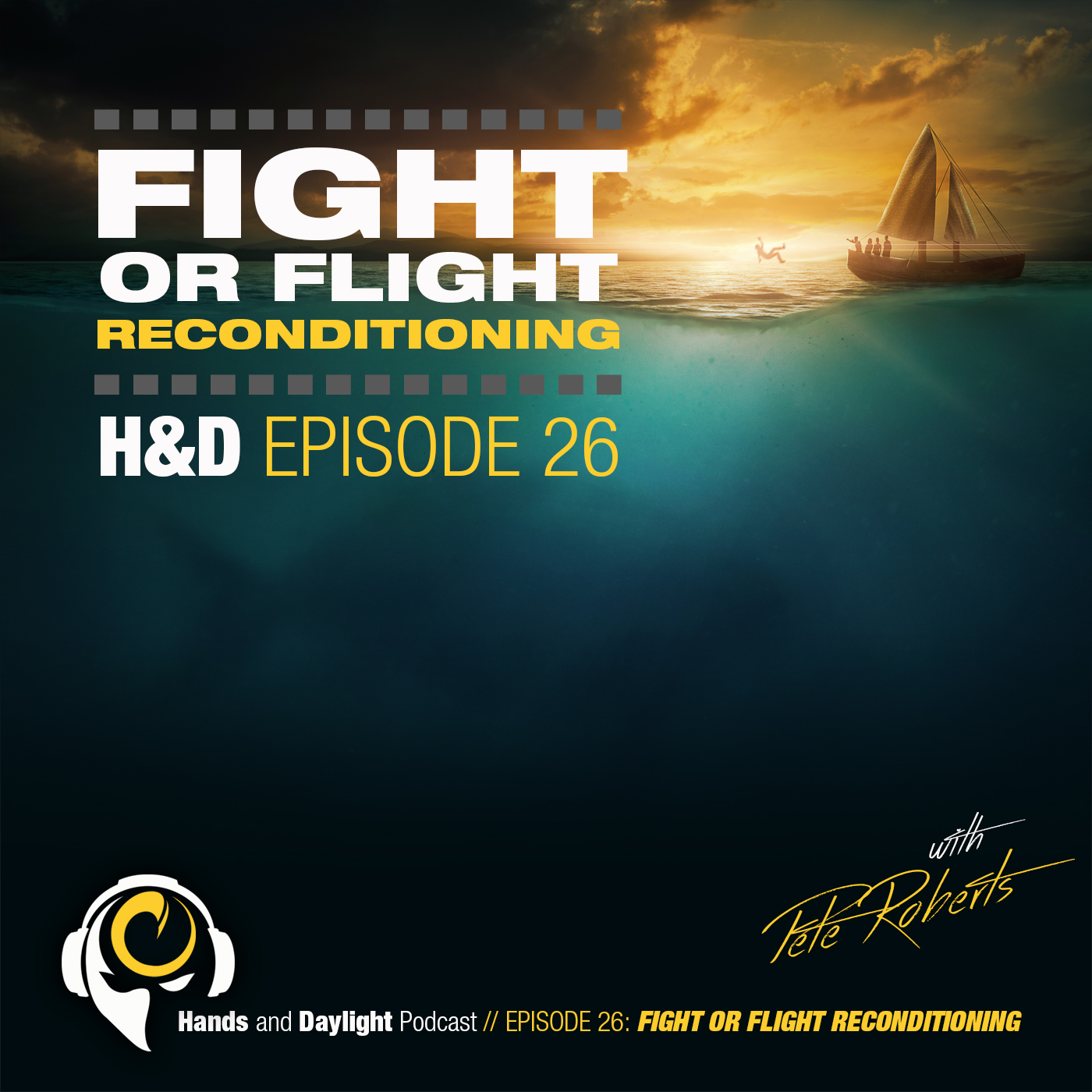 E26: FIGHT OR FLIGHT RECONDITIONING