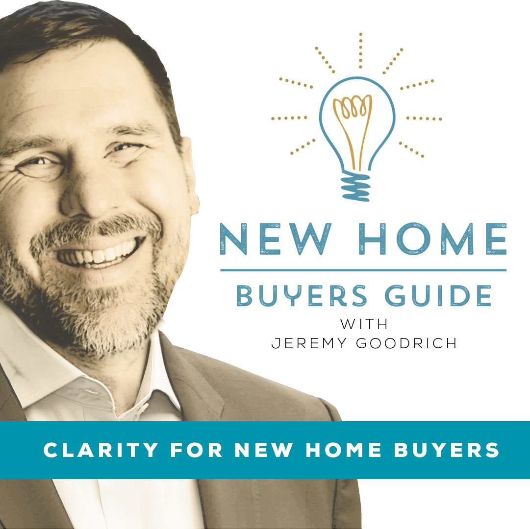 New Home Buyers Guide Podcast show art