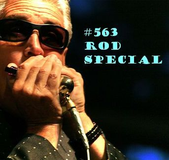 Bandana Blues #563 Spinner's Rod Piazza Special