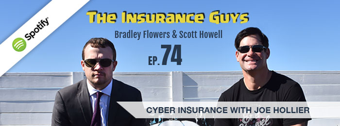 Insurance Guys | 74 | Hollier | Cyber Insurance