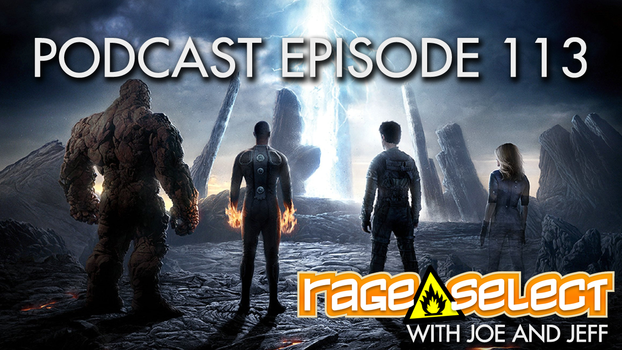 Rage Select Podcast Episode 113 - Jeff and Joe Answer Your Questions!