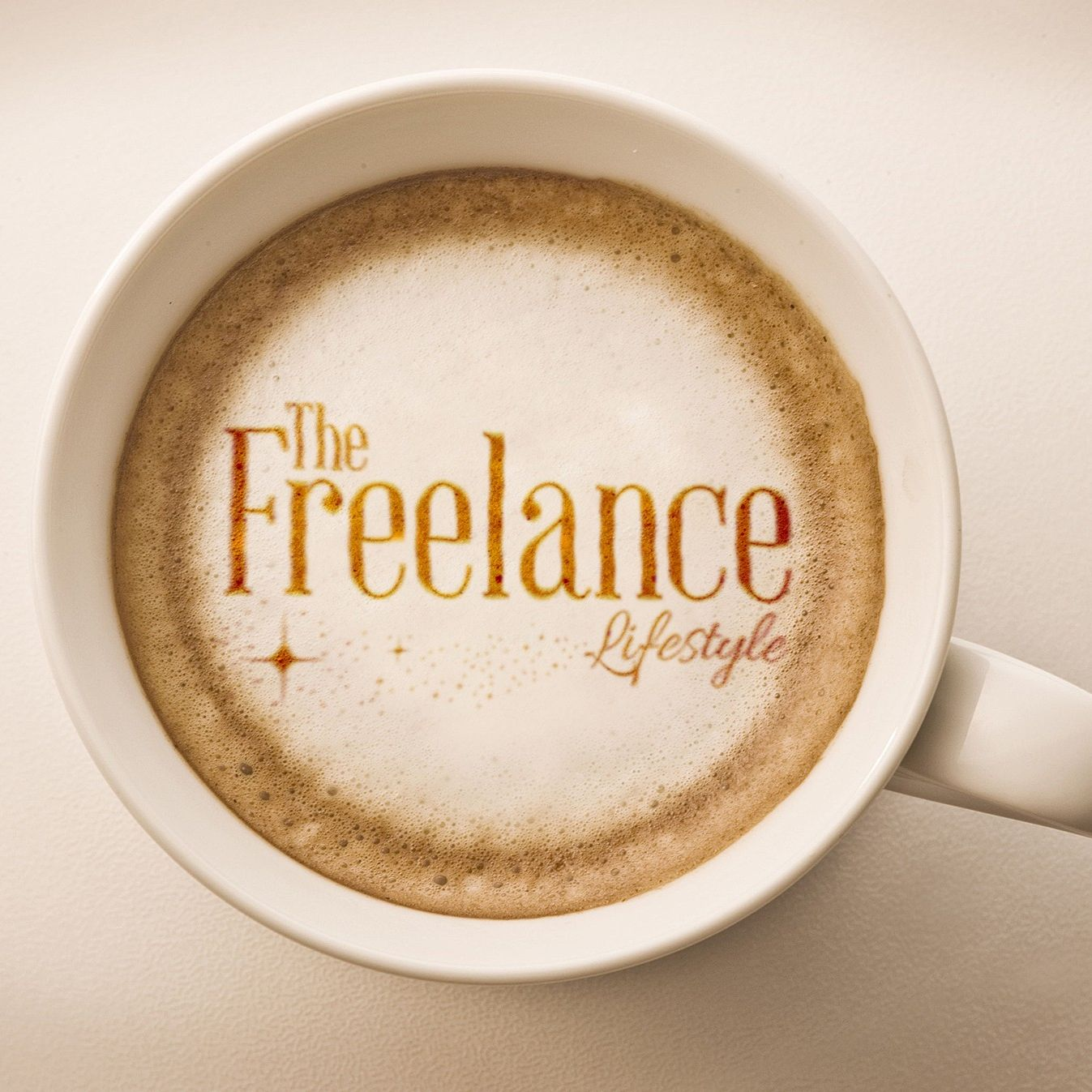 The Freelancer's Tea Break show art