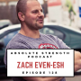 Artwork for Ep 128: Training to be Dangerous with Zach Even-Esh