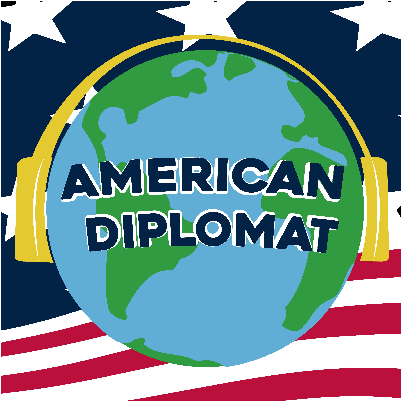 American Diplomat show art
