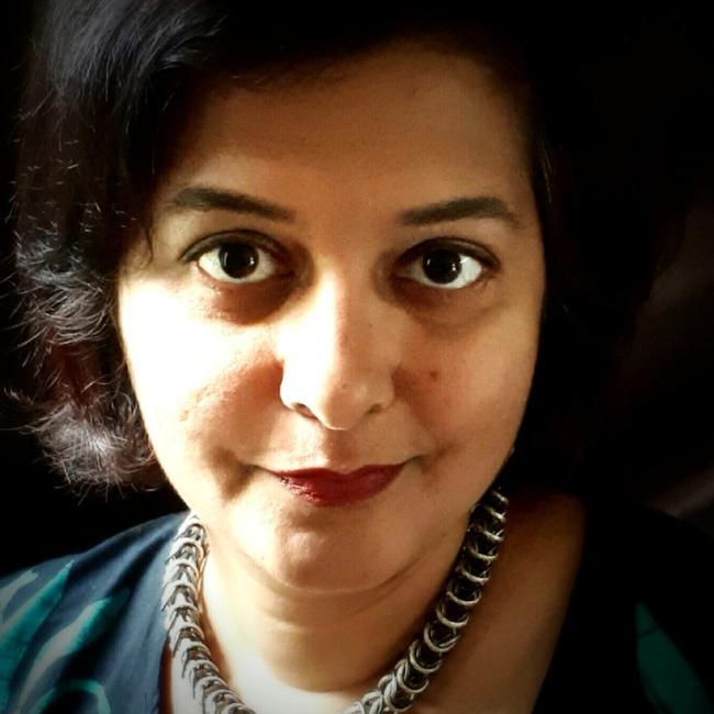 The Worm Hole Episode 32: Susmita Bhattacharya