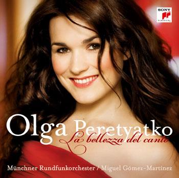 Olga Peretyatko's New Album