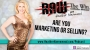 Artwork for RAWHH23: Are you Marketing or Selling? with Heather Havenwood