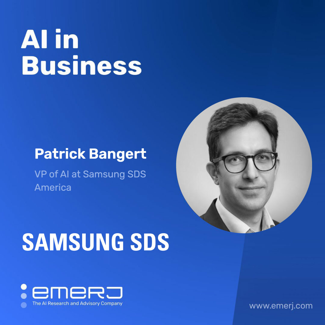 Medical Device AI at the Edge - Use-Cases and Challenges - with Patrick Bangert of Samsung SDS