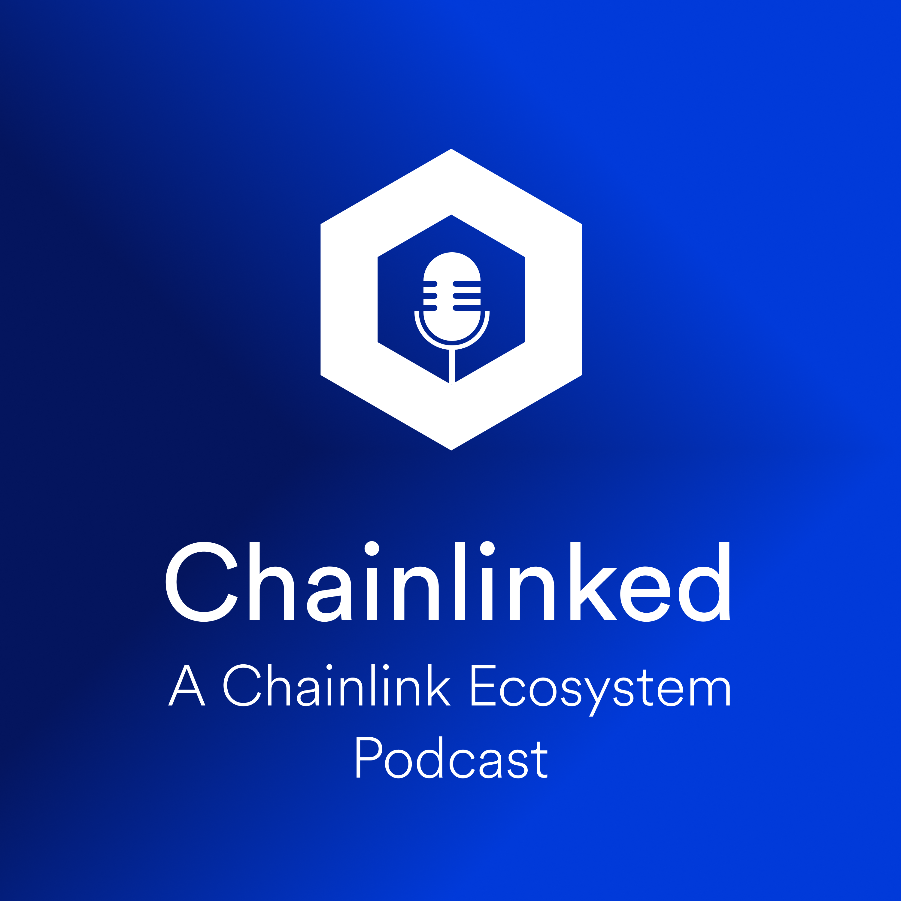 Chainlinked Podcast show art