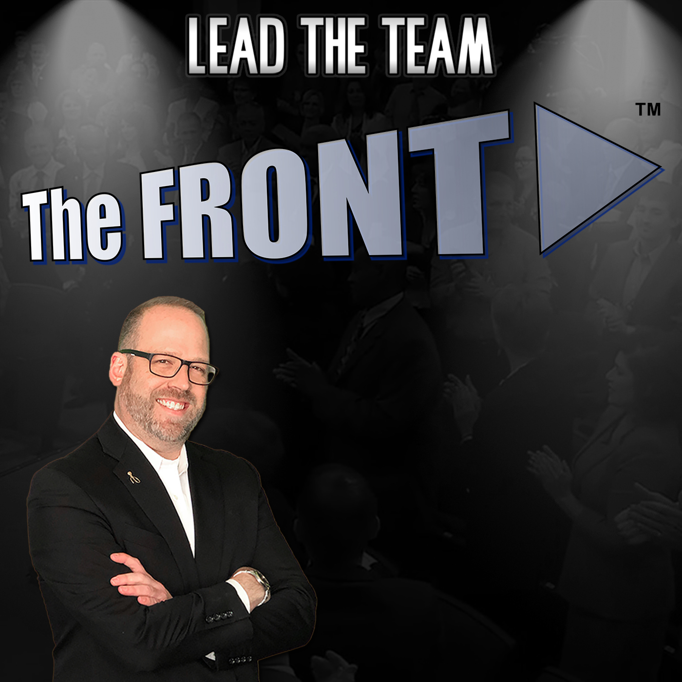 The FRONT: A Leadership Podcast show art