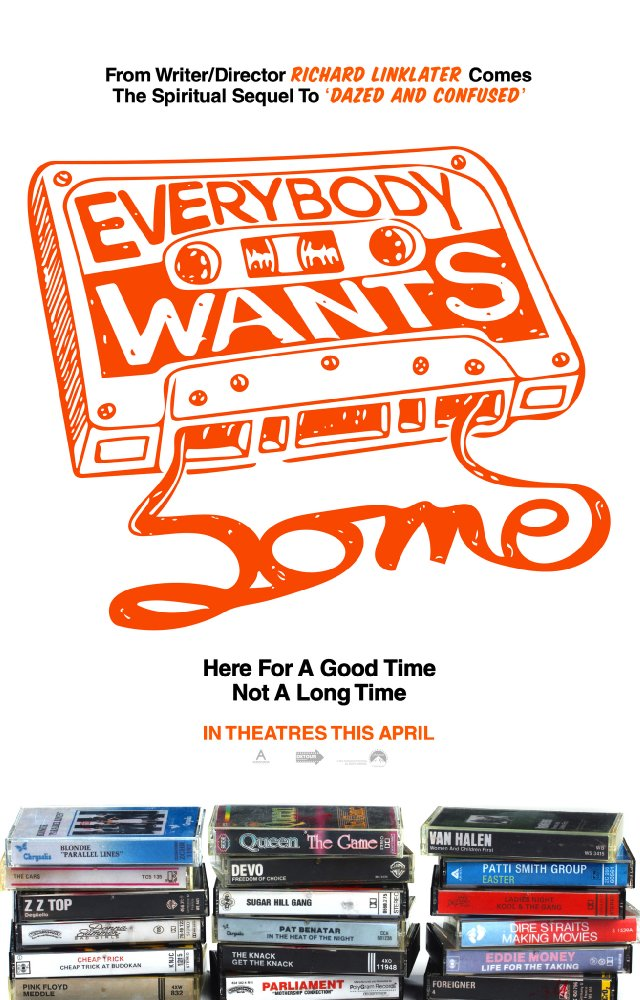 Ep. 252 - Everybody Wants Some!! (Dazed and Confused vs. SubUrbia)