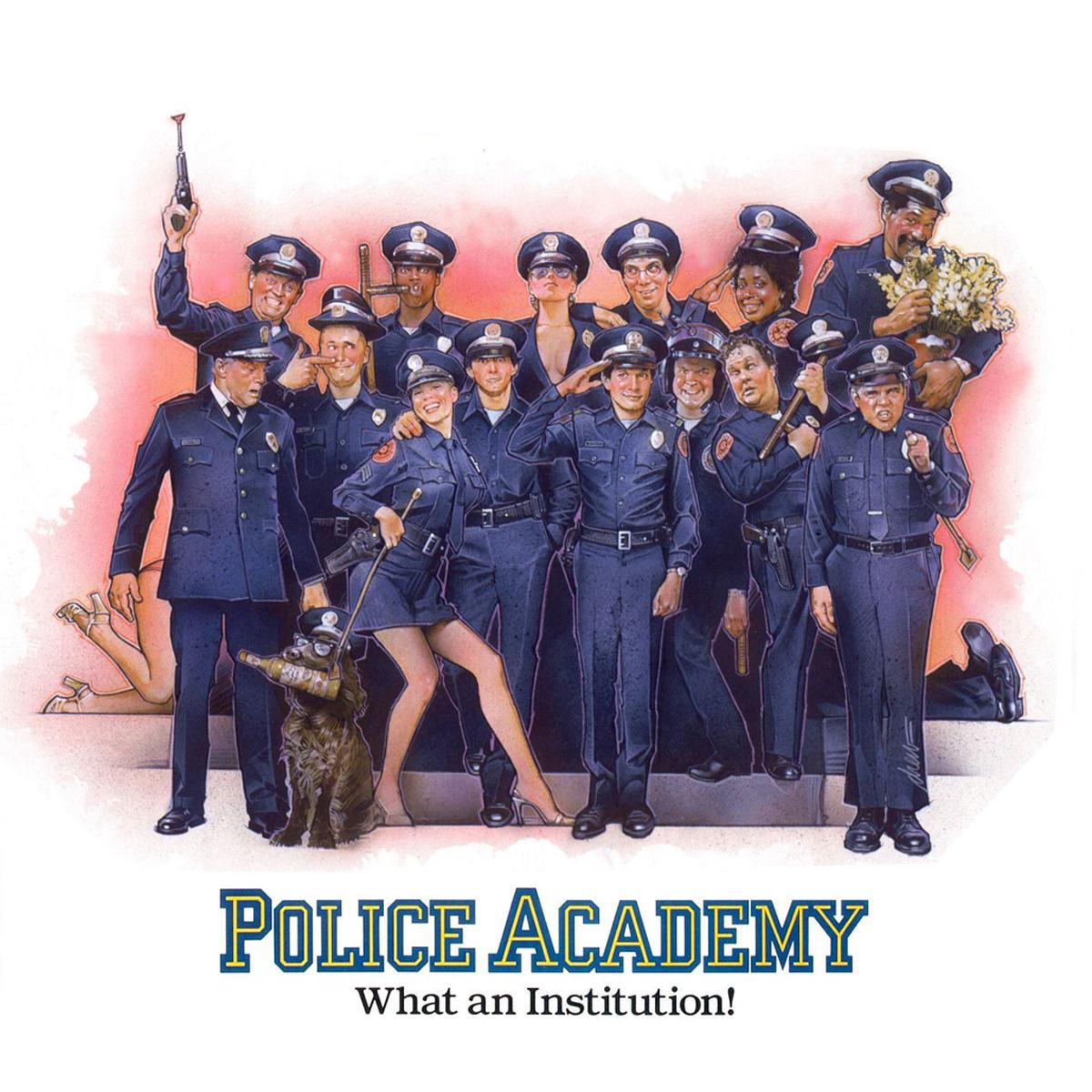 ISTYA Police Academy 284